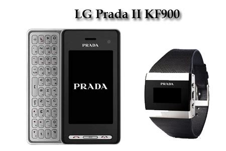 Fashion Mobile Lg Prada Phone by Lg Prada Ii Kf900 Comes With A Bluetooth Enabled