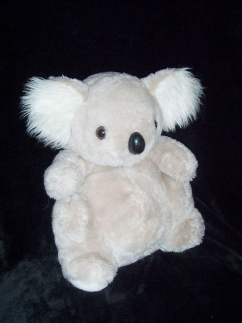 Stuffed Marijuana In Teddy Says Nick 2 by Vintage Daekor Pot Belly Bellies Koala 14