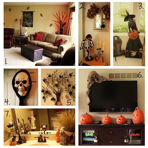 halloween decorating ideas for living room trees and witch bits of paper halloween decor well some of it