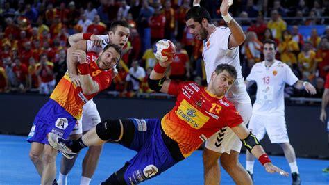imagenes de niños jugando handball espa 241 a eslovenia del mundial de balonmano resumen 36