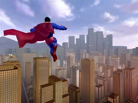 Gamis Permen superman returns the videogame screenshots news and file downloads for pc