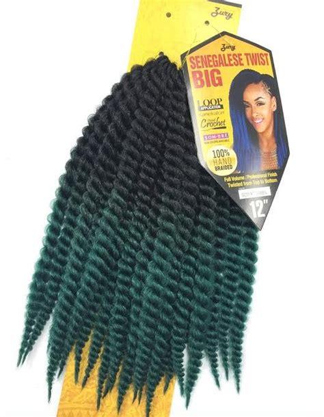 is zury hair good for seneglese twist zury sis crochet braid senegalese twist big 12 inch