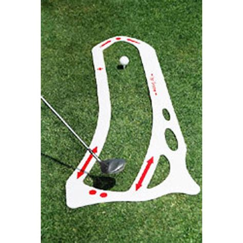 swing path trainer the groove swing trainer at intheholegolf com