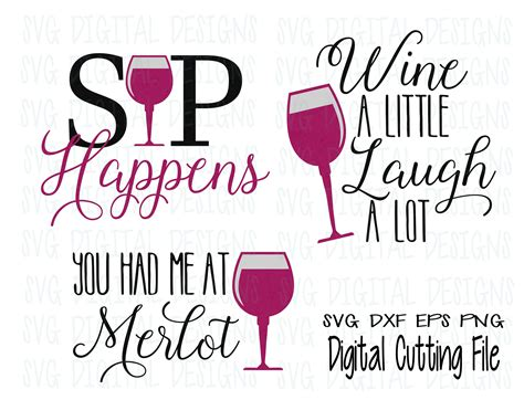 wine glass sayings svg wine svg bundle wine glass svg wine quote svg wine sayings