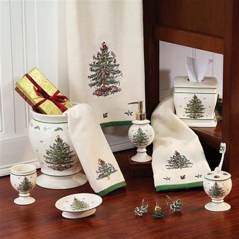 kohls bathroom decor stock up on these holiday decorations now southern living