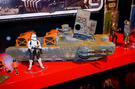 vintage wars toys fair 2018 hasbro wars vintage collection the
