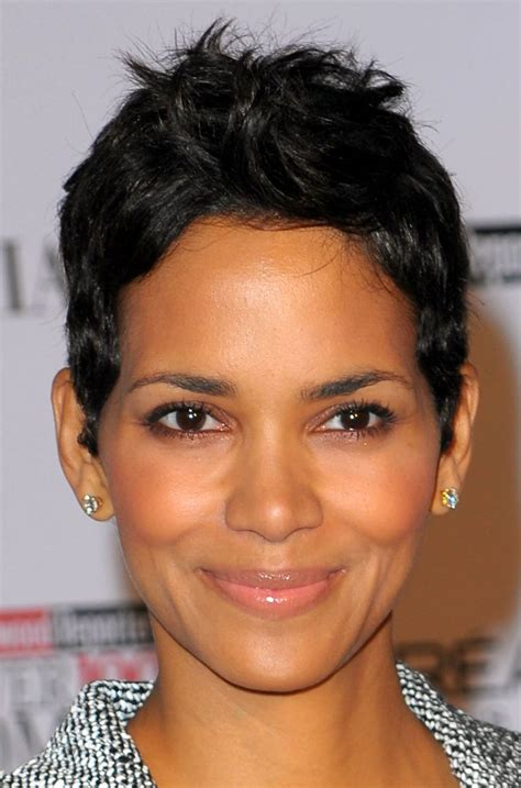 black women short hair styles at fourty years old side cut hairstyles for black women hairstyle for black