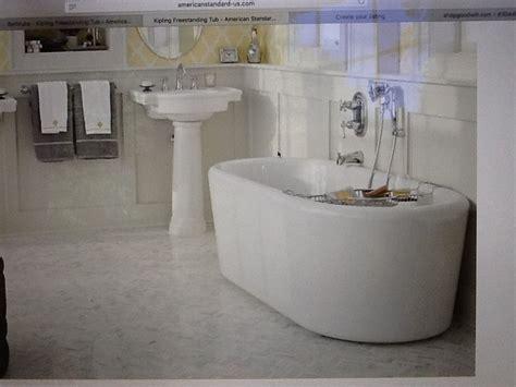 American Standard Freestanding Bathtubs by American Standard Kipling Freestanding Tub New Ebay