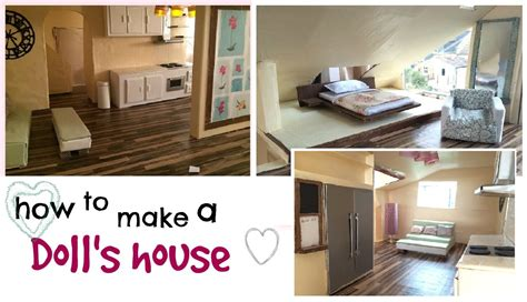 how to build bedroom furniture diy modern doll house recycled cardboard box diy