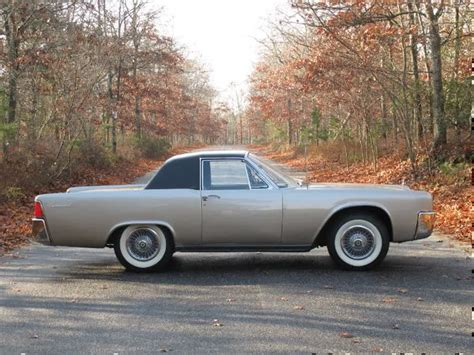 Lincoln Continental Prototype by 1962 Lincoln Continental Prototype