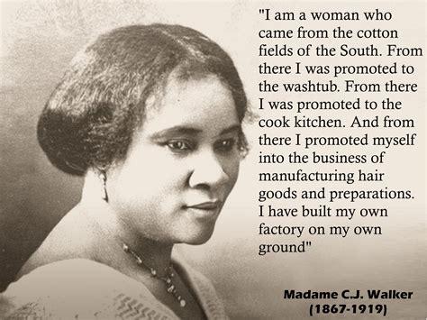 Madam C J Walker madam cj walker quotes quotesgram