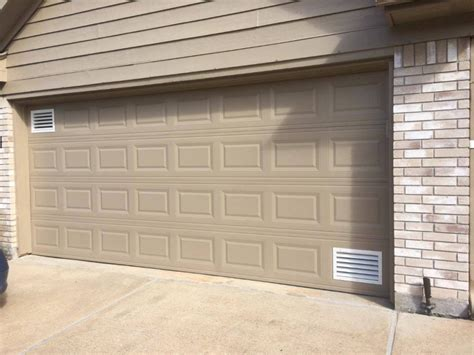 Garage Door Vents by Garage Door Vents By Windeevent American Garage Door And Gate Systems
