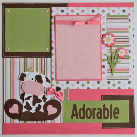 Frugal Scrapbooking 2 9 by Image Result For Baby S Tooth Scrapbook Page Ideas