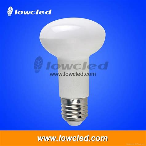 Brightest Led Light Bulbs 8w High Power Brightest Led Bulb Light Retrofit With Ce Rohs Ll R63 8w Lowcled China