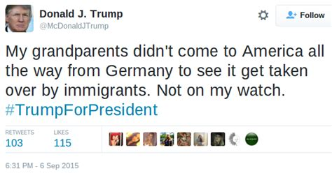 donald trump twitter false trump tweets about his anti immigration stance