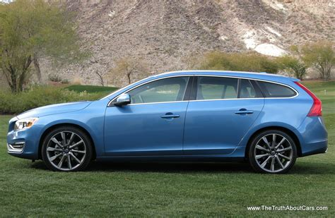 volvo wagon 2015 volvo v60 t5 sport wagon exterior the truth about cars