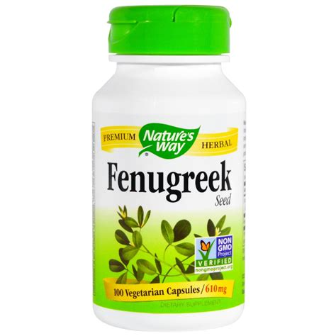 Metagenics Detox Reviews Australia by Buy Nature S Way Fenugreek Seed 610 Mg 100 Capsules