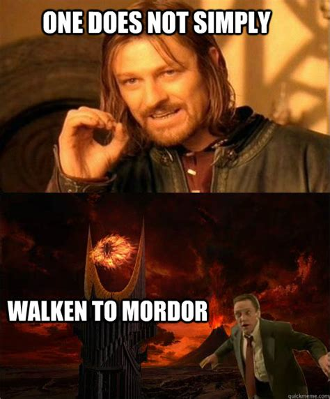 Boromir Meme - ned stark meme one does not simply www imgkid com the