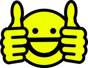 Smiley by j4p4n narwhaler suggested an quot awesome face quot two thumbs up