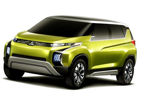 mitsubishi suv 2014 photos mitsubishi suv mpv concepts 2014 from article line