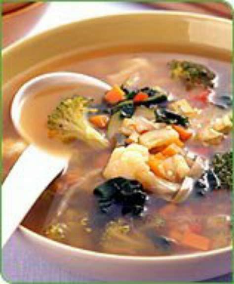 Ww Garden Vegetable Soup Weightwatchers Weight Watchers Recipe Garden