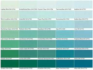 sherwin williams paint color chart bing images memes