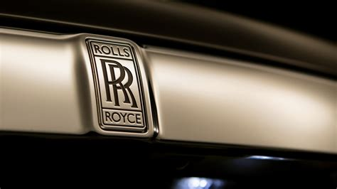 rolls royce logo wallpaper rolls royce logo 4k wallpapers hd wallpapers id