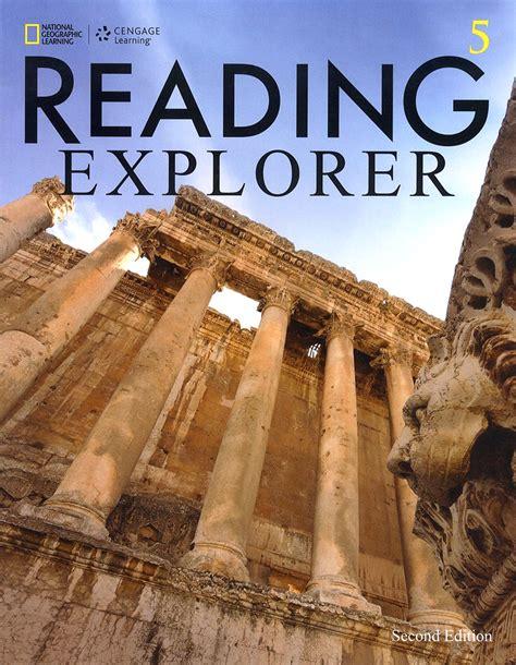 Reading Explorer 4 Sb language world