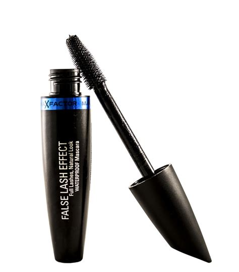 Mascara Viva Waterproof max factor false lash effect waterproof mascara black