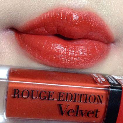 Lipstik Sariayu Intan 01 mencoba 7 lipstik cair dari brand kosmetik ternama ini perbedaannya
