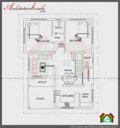 1000 sq ft house plans 3 bedroom kerala style 1000 sqft single storied house plan and elevation