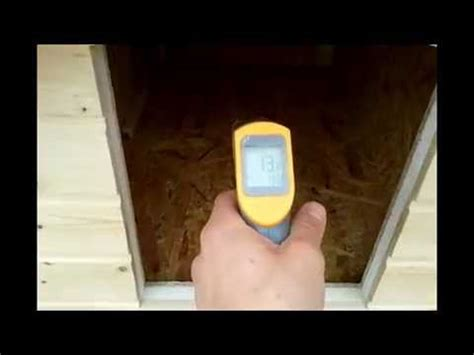 insulated dog house with heater insulated dog house with heated floor and temperature regulator youtube