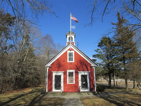 little red school house file little red school house cedarville ma jpg