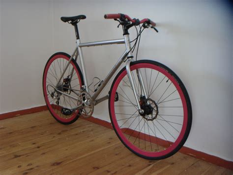 Handmade Bicycle Frames - custom built bicycle frame primate frames bicycle