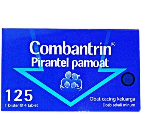 Obat Cacing Konvermex Tablet jual combantrin obat cacing 1 blister 2 tablet