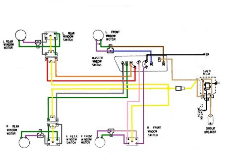 wiring diagram for window motor choice image wiring