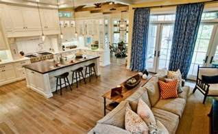 open concept floor plans decorating 17 open concept kitchen living room design ideas style