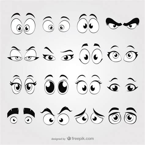 imagenes de unos ojos animados ojos de dibujos animados pinteres