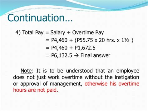 Calculating Overtime Pay Worksheets by 100 Calculating Overtime Pay Worksheets Consumer