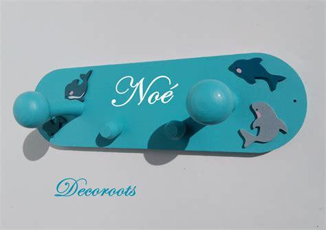 porte manteau chambre enfant porte manteau enfant thme mer dauphin with porte
