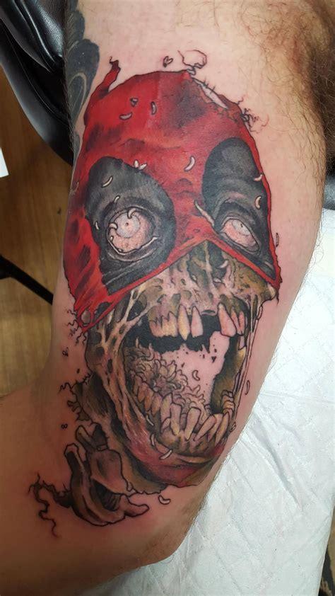 tattoo fixers dailymotion 3d tatouage zombie galerie tatouage