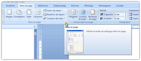Modele De Lettre Word 2007 Mise En Page Lettre Word 2007