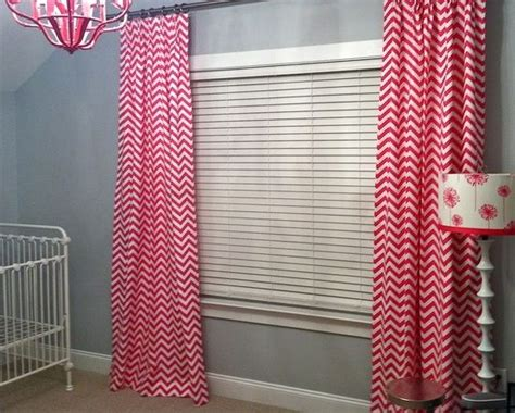 pink and white chevron curtains pink chevron curtain panels for the home hot pink