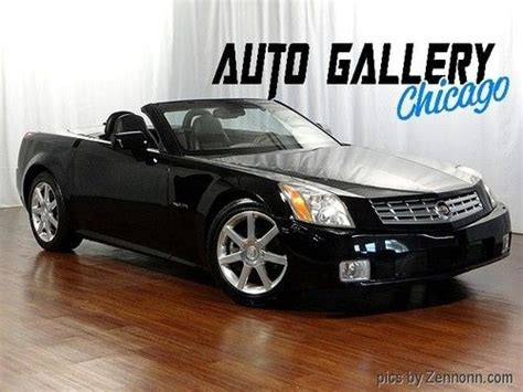 where to buy car manuals 2004 cadillac xlr parking system sell used 2004 cadillac convertible in addison illinois united states for us 28 990 00