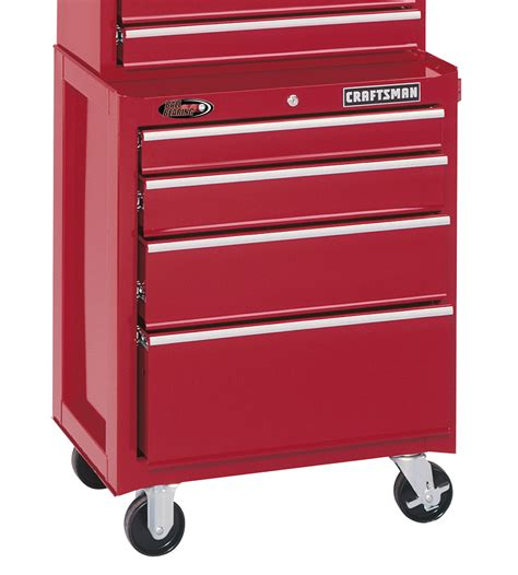 craftsman 26 4 drawer tool chest craftsman 26 quot wide 4 drawer ball bearing bottom chest