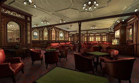 titanic rooms