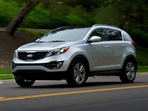 Kia Spirtage 2015 Kia Sportage Price Photos Reviews Features
