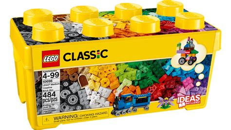 Jual Lego Classic Creative Box Blue Green Orange 10696 lego 174 medium creative brick box lego 174 classic products and sets lego us classic