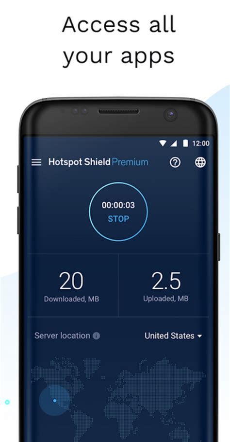 hotspot shield for mobile hotspot shield vpn proxy for android