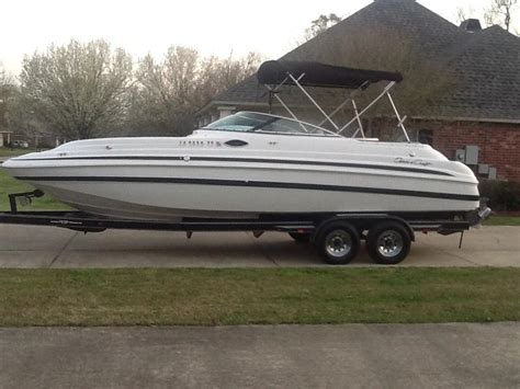chris craft boats for sale in louisiana 2000 chris craft 262 powerboat for sale in louisiana